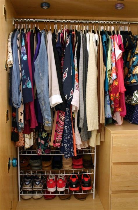 School Closet by 20 Things You Really Need To Pack For College
