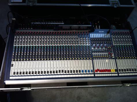 Mixer Gb8 soundcraft gb8 32 image 389893 audiofanzine