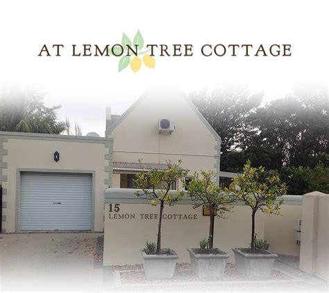 Lemon Tree Cottage by Lemon Tree Cottage Franschoek Cape Town