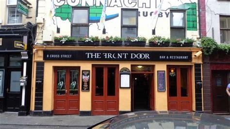 Front Door Tavern Sonnys Bar Picture Of The Front Door Sonny S Bar And Restaurant Galway Tripadvisor