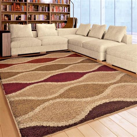 Modern Floor Rug Rugs Area Rugs Carpet Flooring Area Rug Floor Decor Modern Shag Rugs Sale New Ebay