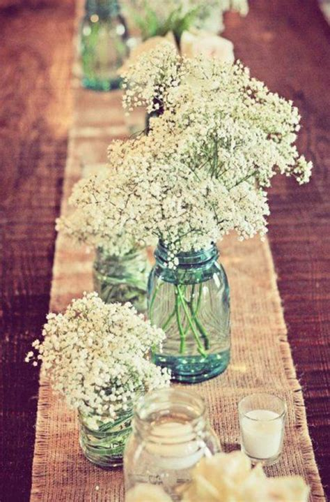 rustic jar centerpieces for weddings 22 rustic wedding details ideas you can t miss for 2017