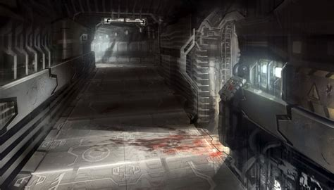 concept art interior on pinterest rpg dead space and cyberpunk base raiders gate 9 episode 8 rppr actual play