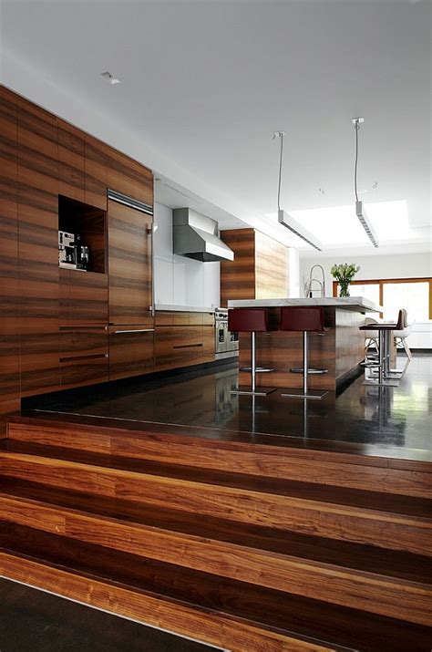 modern kitchen architecture modern day semi minimalist residence wrapped in organic