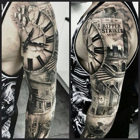 tattoo fixers theme music creating meaning through clock tattoos sick tattoos blog