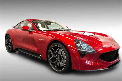 Tvr Griffith New Tvr Griffith Sportscar Brand Returns Carbuyer