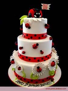 ladybug cakes 187 pink cake box custom cakes amp more