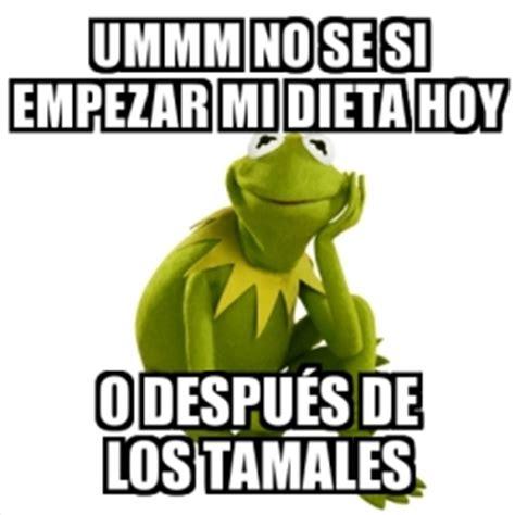 Ummm No Meme - meme kermit the frog ummm no se si empezar mi dieta hoy