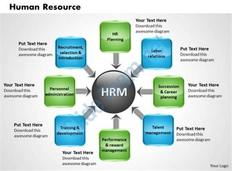 ppt templates for hr presentation human resource powerpoint presentation slide template