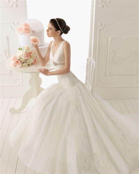 Dress X01 by Raissa Lace Dress With Beadwork In Ecru X01 Belt With