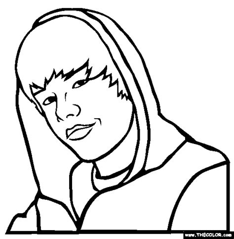 justin bieber coloring pages games selena gomez coloring pages