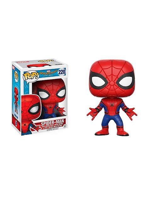 Funko Pop Marvel Spider Homecoming funko marvel spider homecoming pop spider vinyl