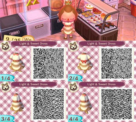 ancl face guide ancl hair guide animal crossing new leaf qr code cat
