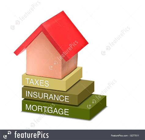 mortgage of a house finance and currency mortgage of house stock photo i3277011 at featurepics