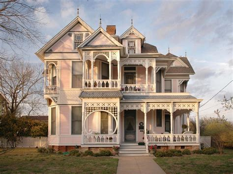 victorian style house plans pink victorian photos hgtv