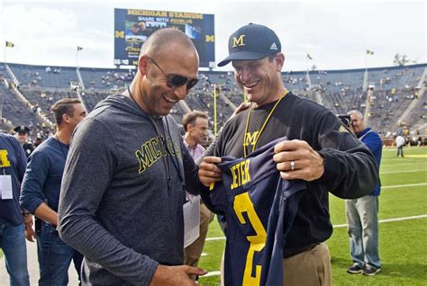 the turnaround strategies of jim harbaugh how the of michigan football coach changes the culture to immediately increase performance books jim harbaugh engineering another big turnaround at
