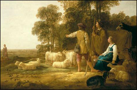 themes in pastoral literature literature