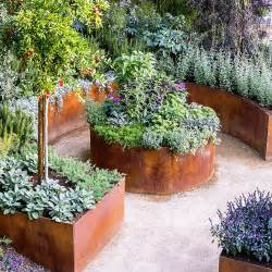 garten beet raised garden bed designs sunset