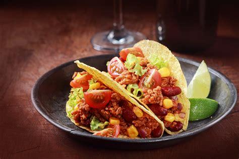 cucina messicana tacos tacos con carne la ricetta per preparare i tacos con carne