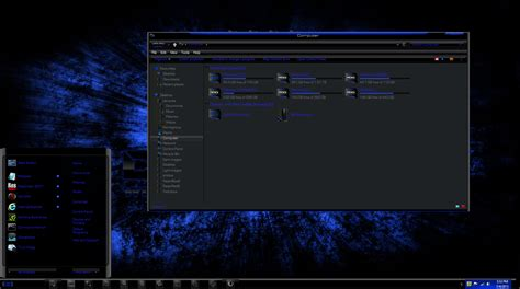 themes black for windows 8 1 windows 8 themes razerblue8 by thebull1 on deviantart