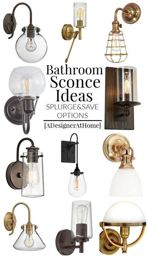 bathroom vanity light fixtures ideas 28 images bathroom vanity lights banyo 5 minute ceiling fan tags