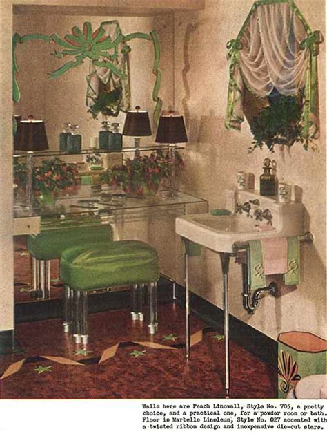 1940s decorating style retro renovation 1940s decor 32 pages of designs and ideas from 1944