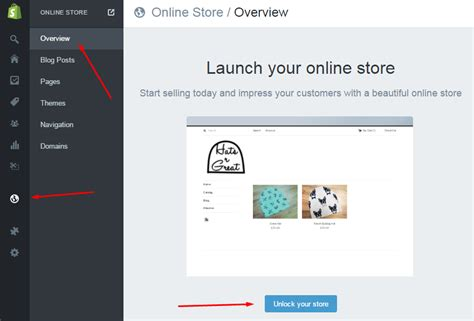 how to create an online store with shopify step by step guide to shopify