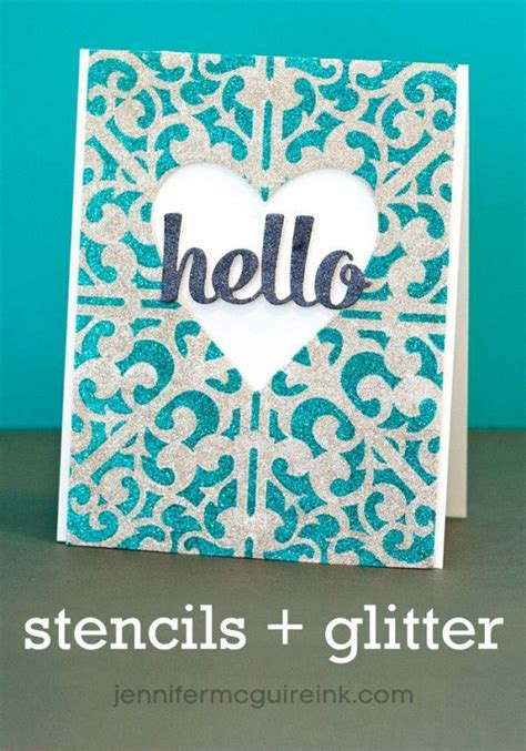 card stencils 17 best images about cards mcguire on