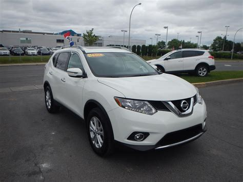 2016 nissan rogue sv awd demo impeccable 28 995