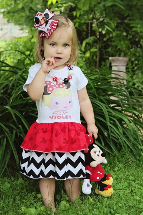 St Minnie Ruffle 17 best images about quinn s vintage mickey minnie mouse 1st birthday on