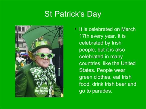 is st s day big in ireland st s day
