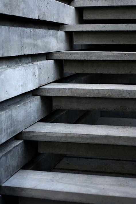 Precast Concrete Stairs Design Exe 3 L Escalier 2015 Atelier 7