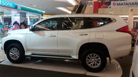 All New Pajero Sport 2017 Karpet Mobil Comfort Premium Bagasi Tambah promo dp ringan mitsubishi all new pajero sport exceed 4x2