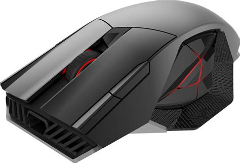 Mouse Asus Rog ces 2015 rog spatha gaming mouse wireless wired mmo