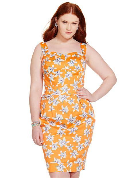 Dress Model Style Impor 30 sweetheart sun dress s plus size dresses eloquii