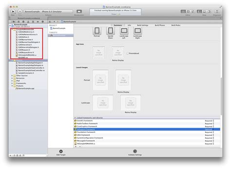 sle xcode apps google admob sdk eclipse
