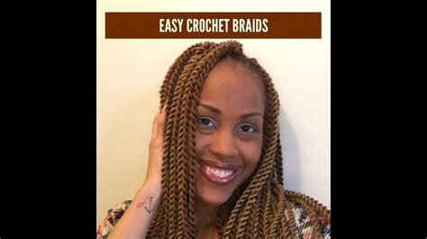 manual for installing croch senegales how to crochet senegalese twist easy braiding pattern