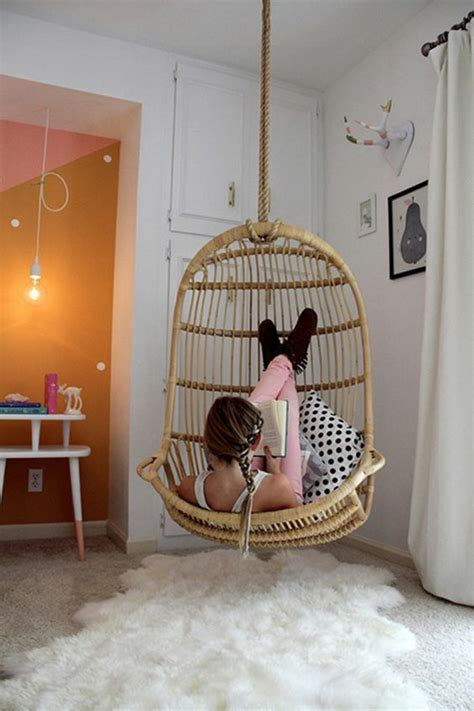 hanging chair for room modern youth room ideas to design a comfortable youth room fresh design pedia
