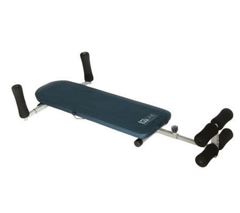 back stretch bench stamina inline back stretch bench qvc com