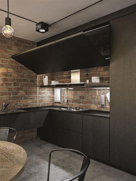 modern industrial loft designed  idwhite