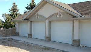 Home Exterior Design Trends 2015 house garage stucco contractor building blocks