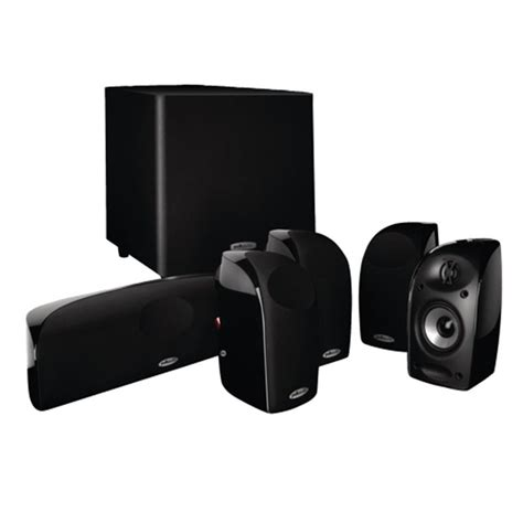 polk tl audio home theater speaker system rc willey