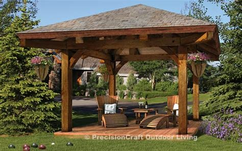 backyard bungalow plans bungalow outdoor gazebo design outdoors pinterest bricks outdoor gazebos and