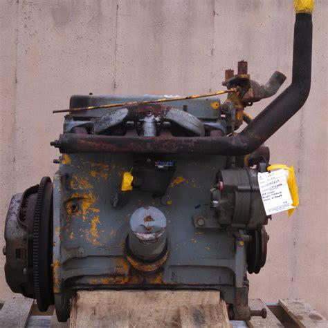 engine continental cont  engine good running ser blockza head za