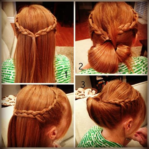 easy hairstyles for hair for school hairstyle