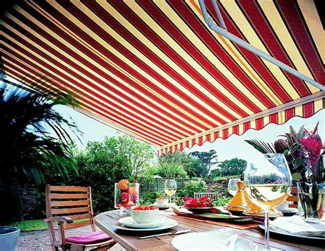 patio awnings