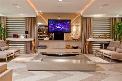 Www Living | 75 modelos de espelho bronze na decora 231 227 o de ambientes