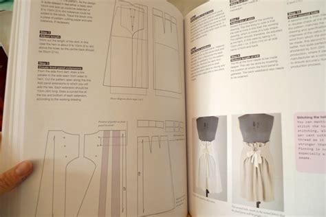 pattern making dennic chunman tilly and the buttons pattern cutting book review