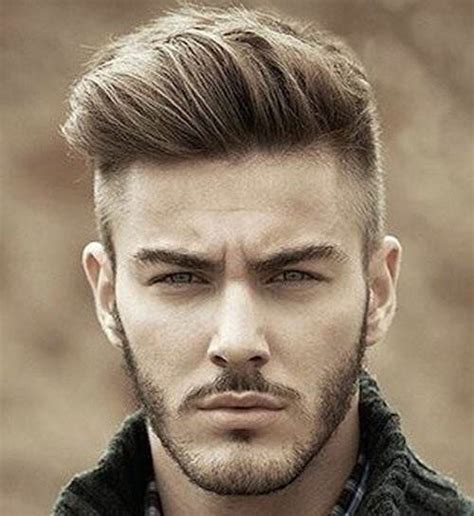 strong jawline haircuts men what is best hair cut for boys quora