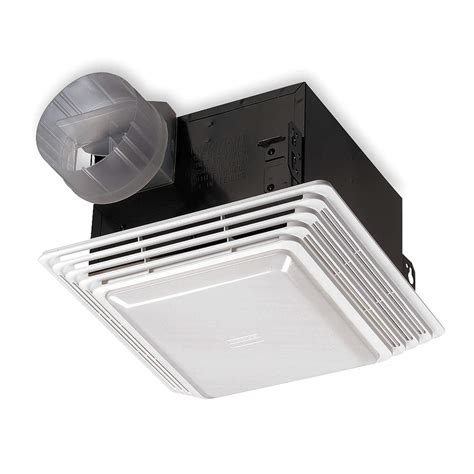 ventless bathroom exhaust fans ventless bathroom exhaust fan with light broan a70l